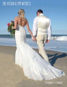 Book of Unique Beach Wedding Vows!