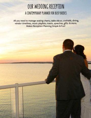 Our Wedding Reception Book