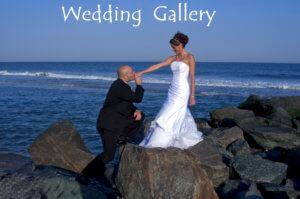 Beach Wedding Photography by Rox
