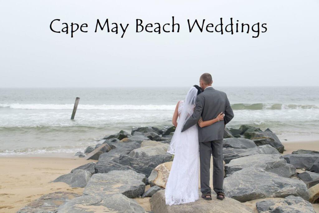 Cape May Beach Weddings