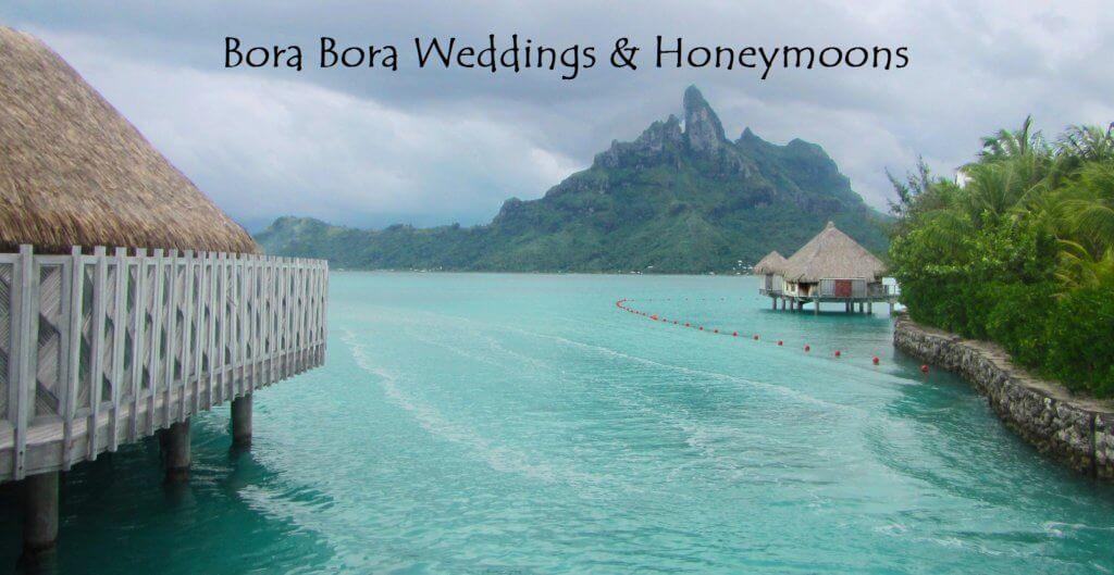 Best Wedding Venue in Bora Bora