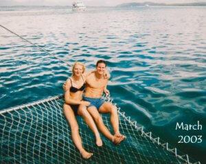 Cassandra & Sean Rox Sydney Australia