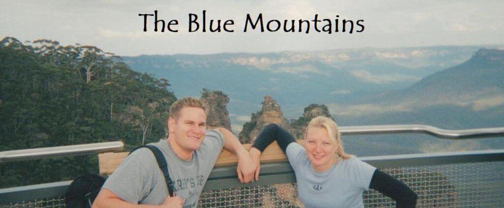 Blue Mountains Sean & Cassandra Rox