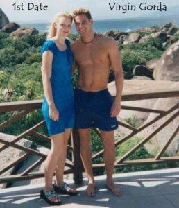 Virgin Gorda Cassandra & Sean Rox