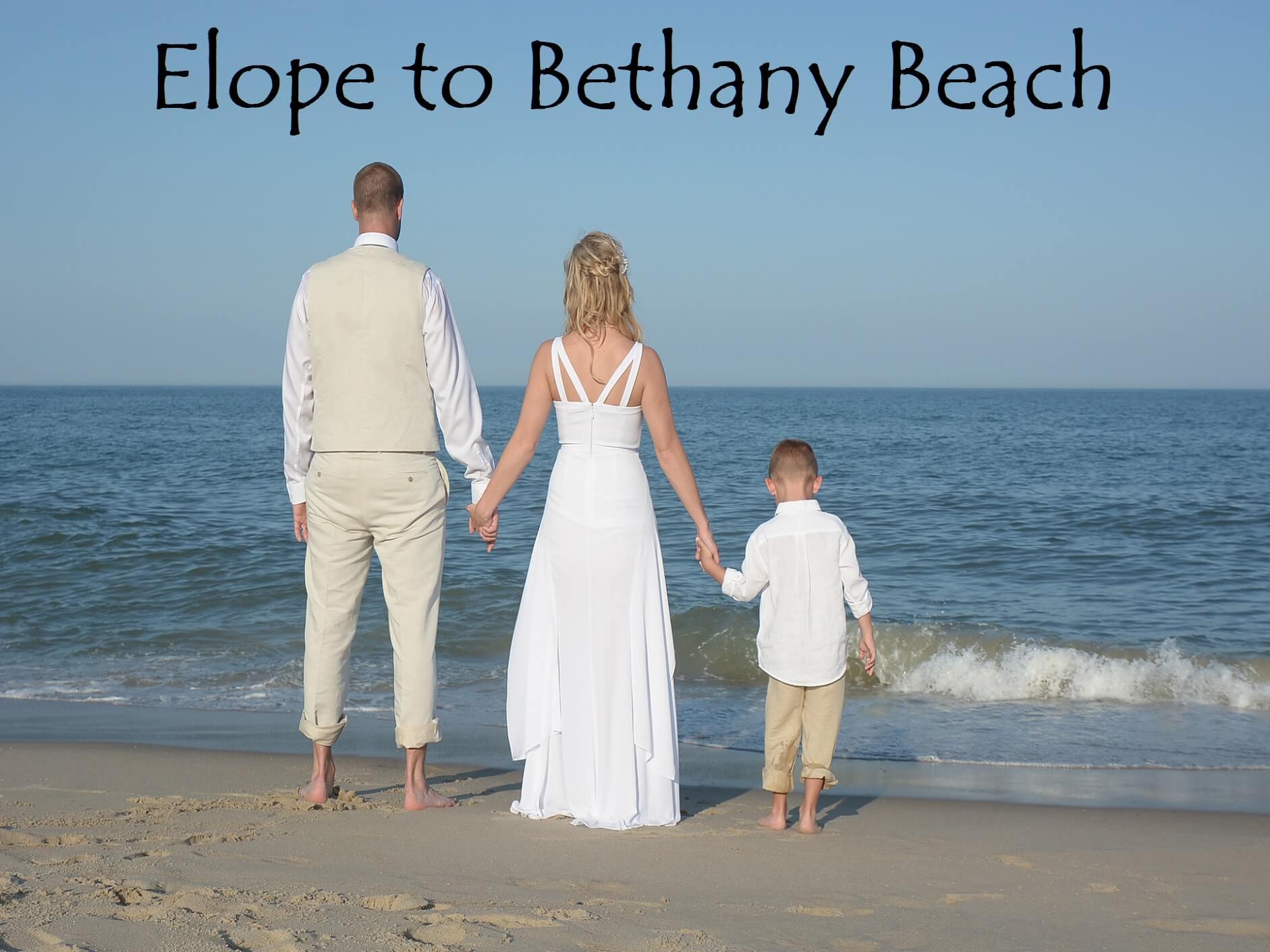 Bethany Beach Wedding