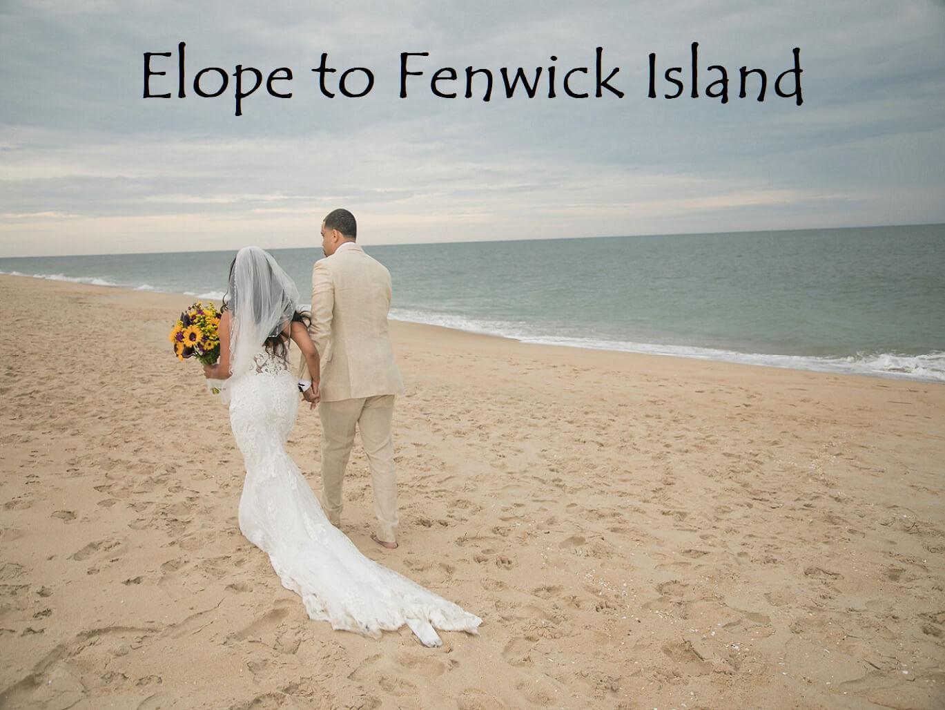 Fenwick Island Wedding