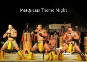 Marquesas Night at the Tahiti Intercontinental
