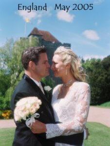 Michelham Priory Wedding Sean and Cassandra Rox