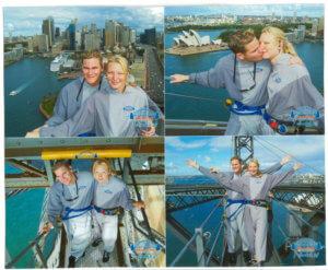 Sean Rox Cassandra Sydney Bridge