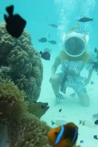 Tahiti Helmet Dive Sean Rox