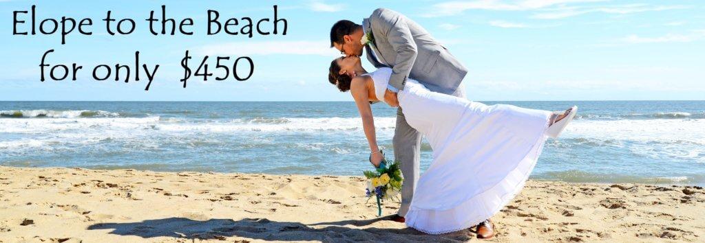 Beach Wedding Elopements