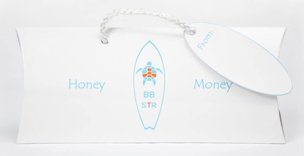 Beach Bride Sea Turtle Rescue Honey Money Gift Boxes