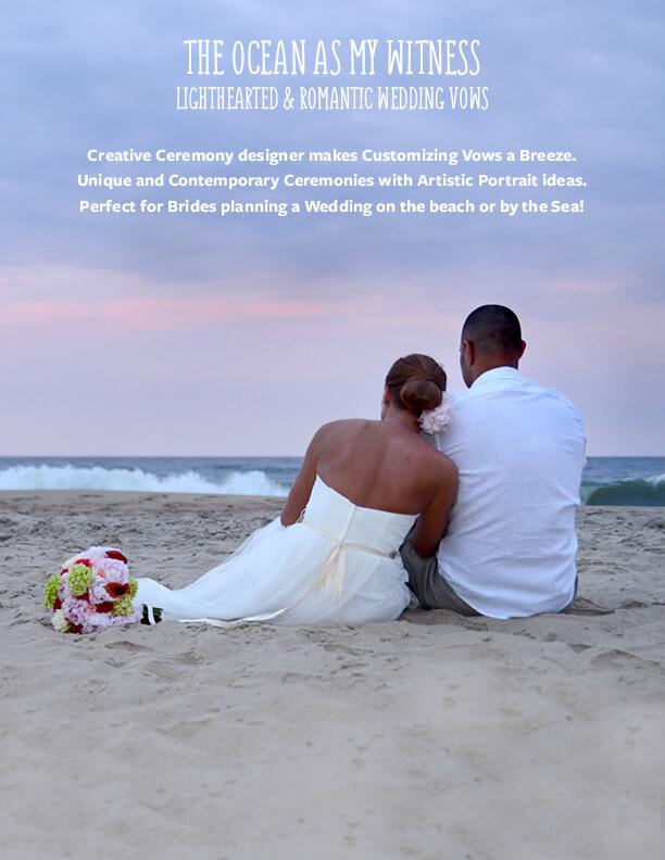 Vows for a Beach Wedding