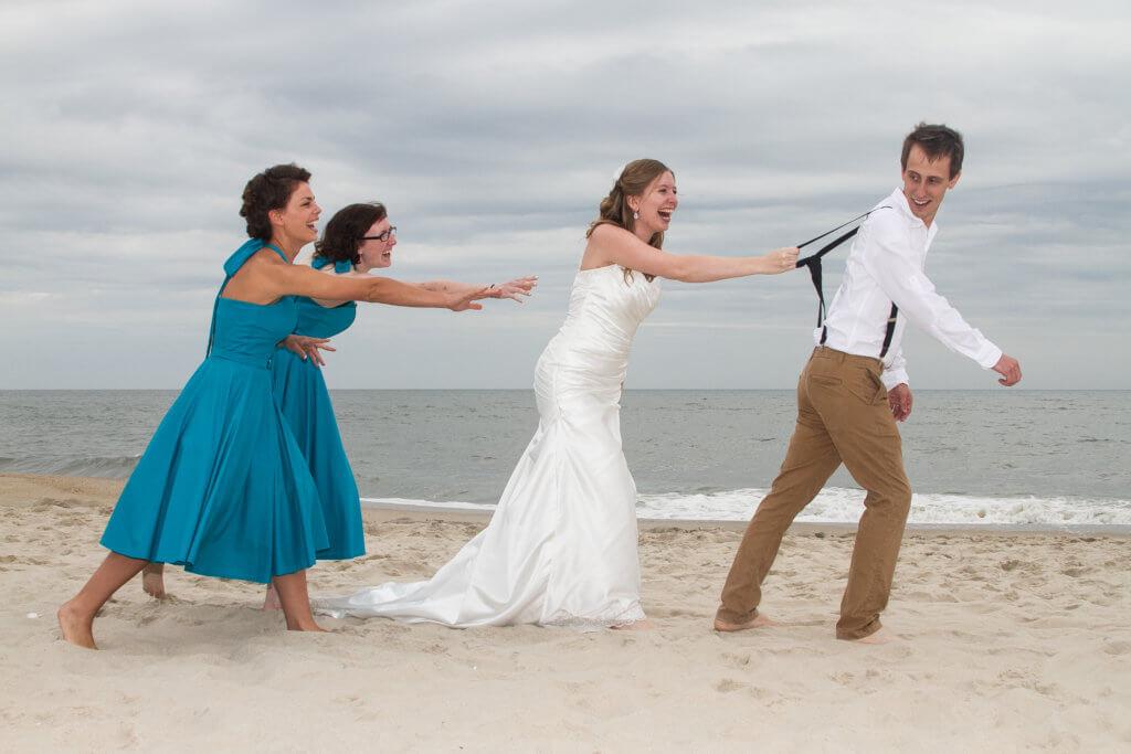 Save Your Beach Wedding Date