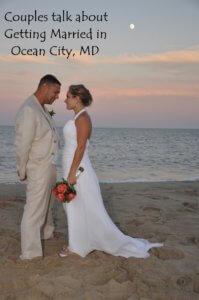 Getting Married in Ocean City MD