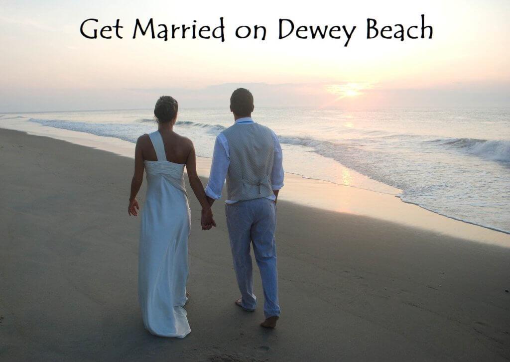 Get Married on Dewey Beach