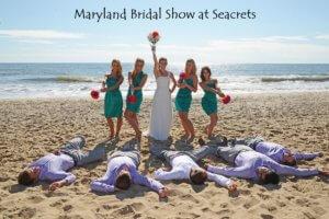 Maryland Bridal Show at Seacrets