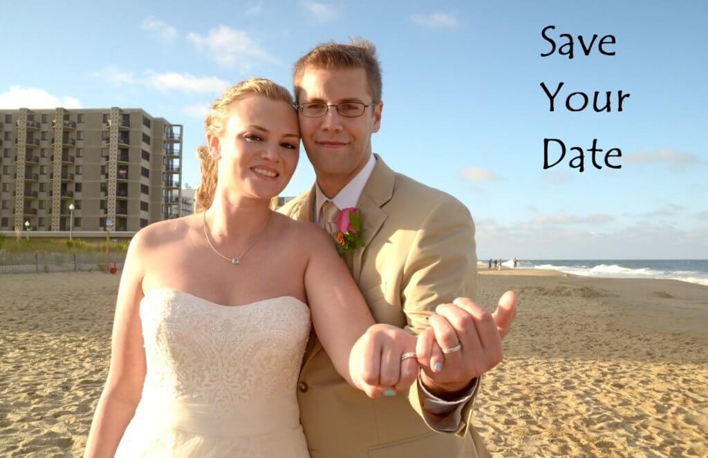 Save Your Rehoboth Wedding Date